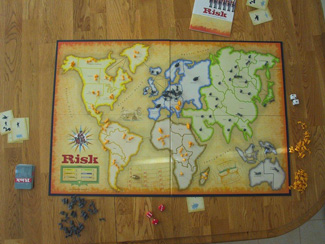 Risk in play